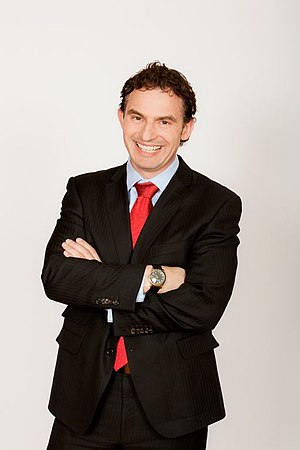 Stuart Nash - Stuart Nash in 2011