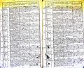Subačiaus RKB 1827-1830 krikšto metrikų knyga 097.jpg