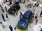 Subaru FORESTER Advance (5AA-SKE) & FORESTER Premium (5BA-SK9) front.jpg