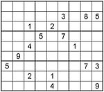 Sudoku puzzle hard for brute force.jpg