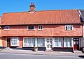Suffolk Pink cottage in Ixworth, with pargetting.jpg