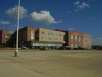 Wharton County Junior College - Wharton County Junior College Sugar Land campus