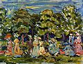 Summer in the Park Maurice Prendergast.jpeg