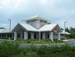 Post office of Summerfield, FL