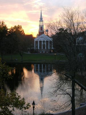 Wheaton College (Massachusetts) - Cole Memorial Chapel