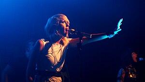 Tricia Brock - Tricia Brock in 2008