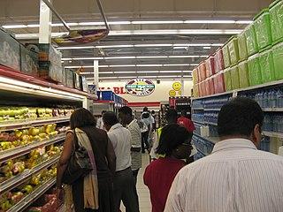 Markets in Ghana