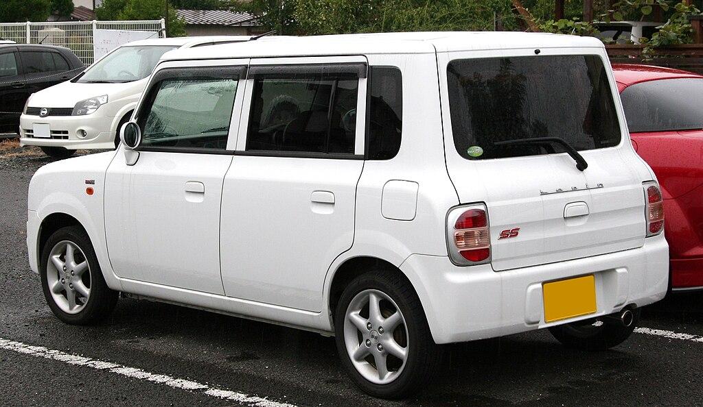 File:Suzuki Alto Lapin SS Rear.jpg