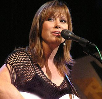Suzy Bogguss - Bogguss performing at the Grand Ole Opry September 16, 2006