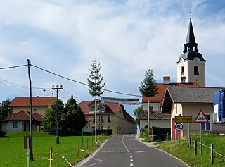 Sveti Gregor, Ribnica Place in Lower Carniola, Slovenia
