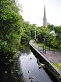 Swansea Canal, Pontardawe (geograph 4130334).jpg