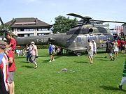Swiss Air Force Cougar