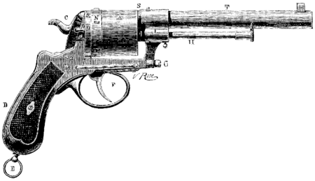 T6- d280 - Fig. 237. — Revolver autrichien (Smith et Wesson).png