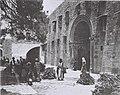 THE ARMENIAN MONASTERY IN THE OLD CITY OF JERUSALEM. (COURTESY OF AMERICAN COLONY) המנזר הארמני בירושלים.D826-054.jpg