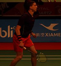 TOTAL BWF World Champs 2015 Day 2 Artem Pochtarev.jpg