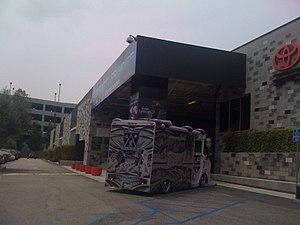 Toyota Sports Center - Toyota Sports Center