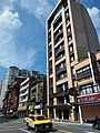 TW 台北市 Taipei 松山區 SongShan District 敦化北路 Dunhua North Road 南京北路 Nanjing North Road August 2019 SSG 37.jpg
