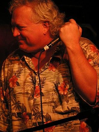 T. Graham Brown - Brown performing at Nashville Palace, 2006