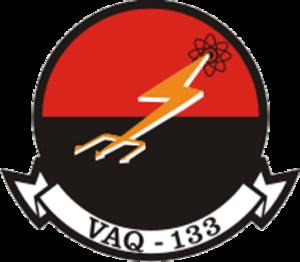 VAQ-133 - Image: Tactical Electronic Warfare Squadron 133 (US Navy) inisgnia c 1981