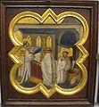 Taddeo gaddi, storie di cristo e di s. francesco (armadio di s. croce), 1335-40 ca. 15 presepe di greccio.JPG