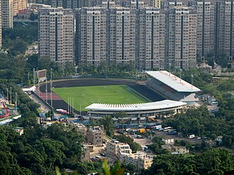 Hong Kong Premier League - Image: Tai Po Sport Ground