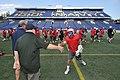 Tailgate Bayhawks Game Navy Marine Corps Memorial Stadium (29150292578).jpg