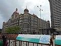 Taj Hotel Mumbai from Gateway of India.jpg