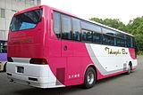 Takushoku bus O200F 0155rear.JPG