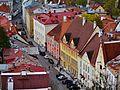 Tallinn Blick von der Olaikirche 20.JPG