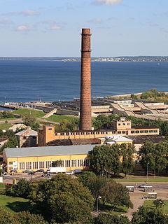 Tallinn Power Plant Former power plant in Tallinn, Estonia