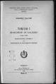 Tallone - Tomaso 1. marchese di Saluzzo, 1916 - 1056740.tif