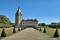 Talmay, le château (côté jardin).jpg