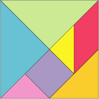 Image Result For Color Square Puzzle
