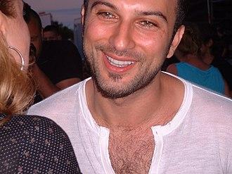 Tarkan (singer) - Tarkan in Vienna in 2006