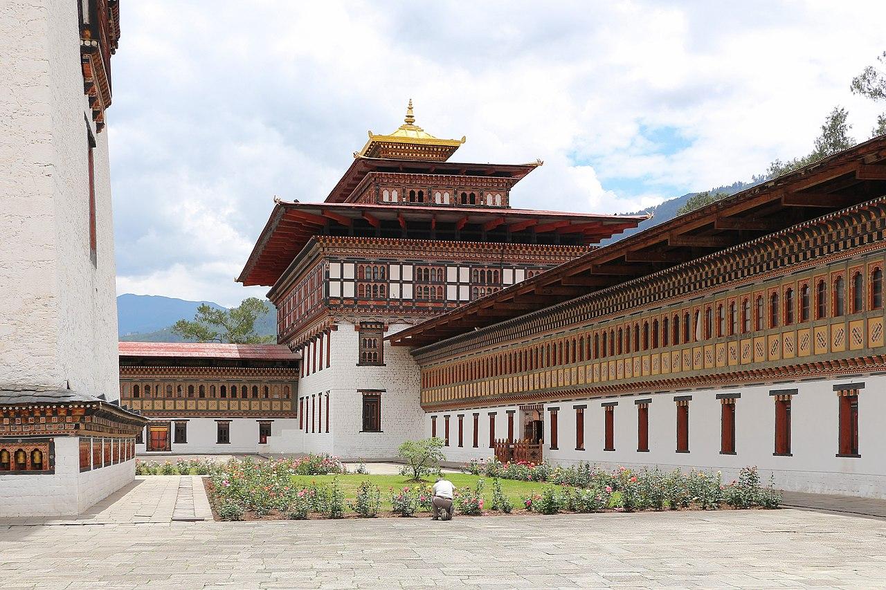 Circuit au Bhoutan