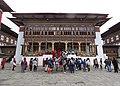 Tashichho Dzong Fortress in Thimphu during LGFC - Bhutan 2019 (41).jpg