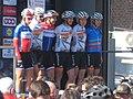 Team Rabo-Liv Fleche Wallonne 2016.JPG