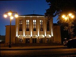 Teatr Polski zmierzch