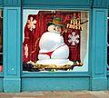 Ted's Full Frosty Snowman In Richmond - London. (8207499901).jpg