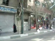 Immaggine:Tehran streets, a 2012 video.webm