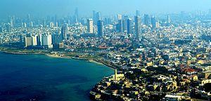 Metropolitan area - Tel Aviv Metropolitan Area, Israel