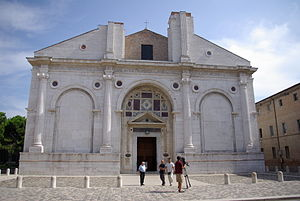 Roman Catholic Diocese of Rimini - Rimini Cathedral
