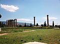 Temple de Zeus Olímpic d'Atenes.JPG