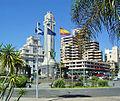 Teneriffe-Santa Cruz-Plaza de Espana.JPG
