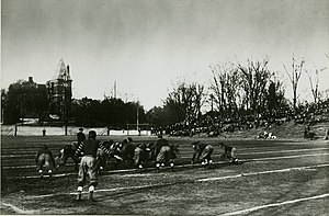 Waite Field - UT on Waite Field, 1911