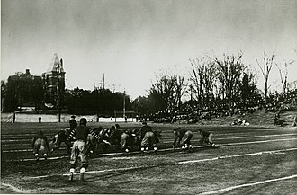 Neyland Stadium - Tennessee's football team played at Wait Field, which was located where the Walters Life Science Building now stands, from 1909 to 1920