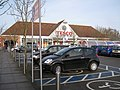 Tesco store and car park, Clevedon - geograph.org.uk - 1618303.jpg