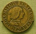 Testone d'argento di galeazzo maria sforza, 1468-76.JPG