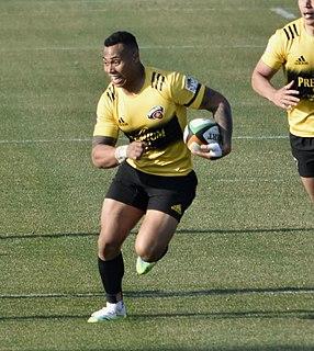 Tevita Li New Zealand rugby union player