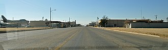 Texas State Highway 86 - Image: Texas 86 Tulia